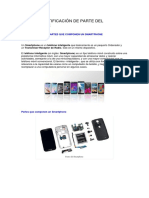 TEMA 4 IDENTIFICACI+ôN DE PARTE DEL SMARTPHONE