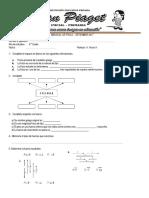Examen Mensual de Física 6