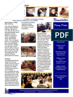 Newsletter No 6 June 2014