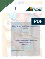 Plan de Social Media (LDGAD)