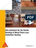 Woodflooring and Sub_floor Heating