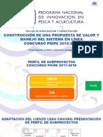Caso Pesca Siade Construcción de Una Propuesta de Valor y Manejo Del Slcs