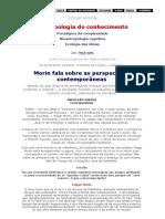 Cópia de MORIN, Edgar (2003) Morin fala sobre as perspectivas contemporâneas -  Entrevista no Estado de São Paulo, em 09Fev..pdf
