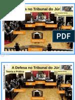 A Defesa No Tribunal Do Júri