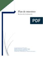 Evidencia 5 Plan de Muestreo
