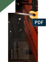 Classical Guitar Catalog 2009