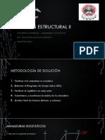 ANALISIS ESTRUCTURAL II Conceptos Generales Armaduras Isostaticas