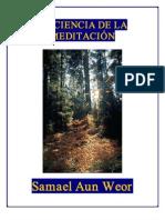 La Ciencia de La Meditacion Samael Aun Weor