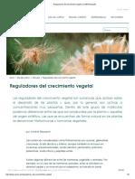 Reguladores Del Crecimiento Vegetal _ CANNA España