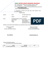 9 Surat Perintah Perjalanan Dinas 28072018. Workshop 10 Lmkm
