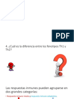 Cuál Es La Diferencia Entre Los Fenotipos Th1 y Th2