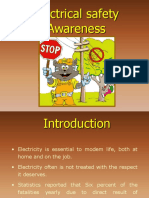 Electric Safety Awareness