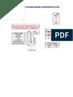 5. Reinforcement Calculation
