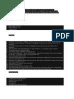 Jartest Merupakan Simulasi Dari Proses Pengendapan Yang Terjadi Pada Unit Clarifier