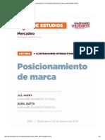 Brand Positioning - Versión Español