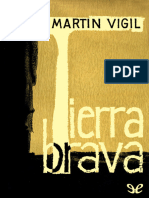 Martín Vigil, José Luis - Tierra brava