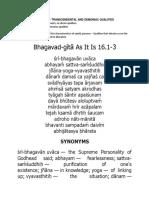 BG 16