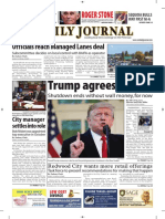 San Mateo Daily Journal 01-26-19 Edition