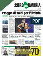 Rassegna Stampa Nazionale e Locale Dell'Umbria Del 26 Gennaio 2019