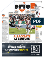 La Gazzetta Dello Sport 26-01-2019 - Serie B