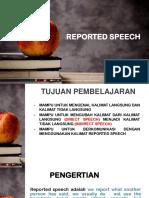 6. Reported Speech