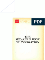 Speaker's Book of Inspiration