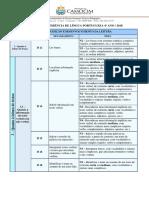 Matriz de Referência de Língua Portuguesa 4º Ano Maze