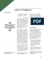 A definition of Intelligence.pdf