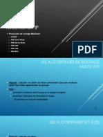 04 - Multicast IP - Protocoles de Routage MC - Généralités