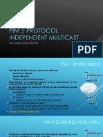 06 - Multicast IP - Protocoles de Routage MC - PIM-SM-BIDIR