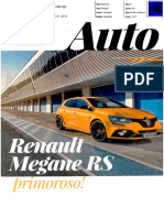 "NOVO RENAULT MÉGANE R.S. NA ""FOREVER YOUNG"""