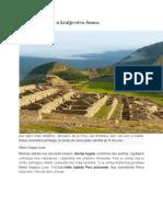 Peru putovanje 2 dio
