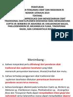 2. Obat Ot Yg Mgd Herbal Terlarang