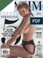 Maxim - August 2016