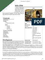 General Electric CF6