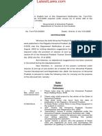 Himachal Pradesh River Rafting Rules, 2005