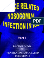 Noscomial Infection in ICU