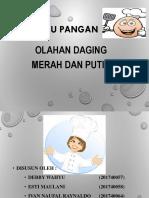 PPT PENGOLAHAN PANGAN
