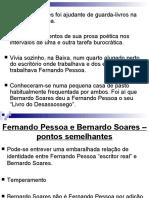 BERNARDO SOARES - O Livro Do Desassossego