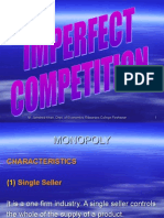Imperfect Competition (BE)