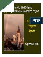 CH WebConstructionUpdateSep2006