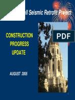 CH -Web Construction Update - 8-2005 Rev1