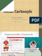 metal carbonyls.ppt