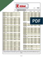 r1000 - Lista de Precios Rerar - Octubre 2017