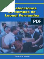 Elecciones en Tiempos de Fdez