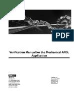 ANSYS Verification Manual - VM-1-111