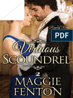 Maggie Fenton - The Regency Romp Trilogy 02 - Virtuous Scoundrel