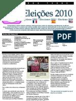 Manifesto Nigs Eleicoes2010 Numero 5