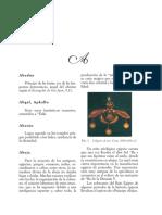 Arcana Magica. Diccionario de Símbolos y Términos Mágicos