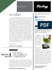 Mixology Newsletter #3 2010
